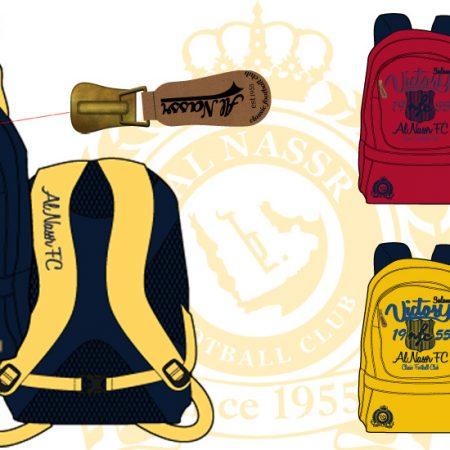 Al Nassr - Bags