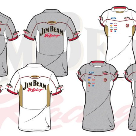 Jim Beam - Race T-Shirts