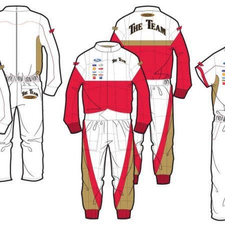 Jim Beam - Racesuit