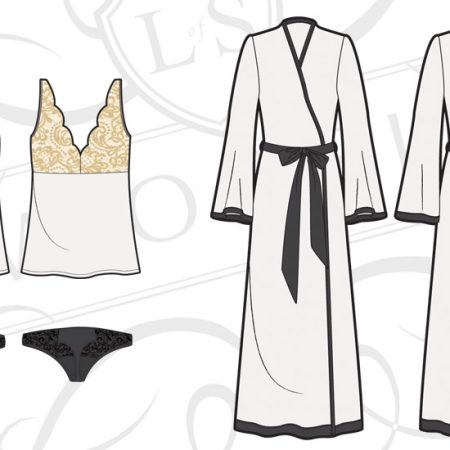 Law of Sleep - Silk Nightwear