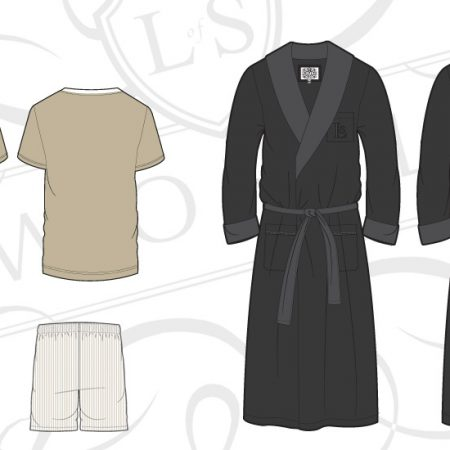 Law of Sleep - Mens Nightwear