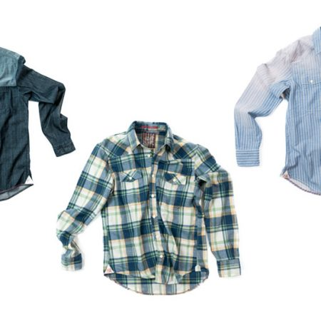 Salt of the Earth - Distressed Shirts