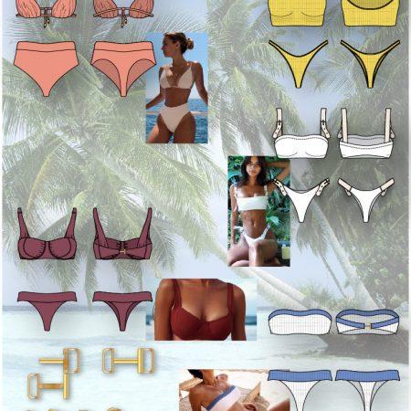 Tina Stines - Bikini
