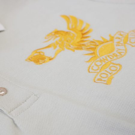 Uber Polo - Embroidery